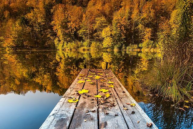 Seasonal maintenance of your RTM lake house