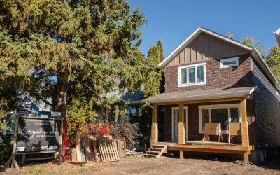 Infills blend Customized Homes & Living in the Heart of Saskatoon